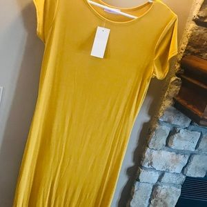 Fitted Cotton Dress